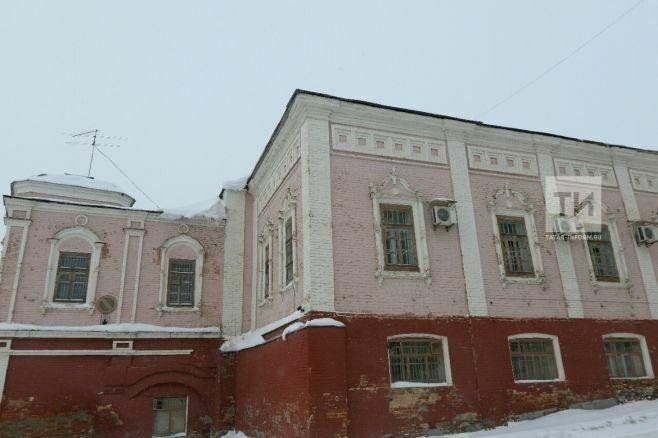 Бывшее здание Госкомархива РТ передано Татарстанской митрополии