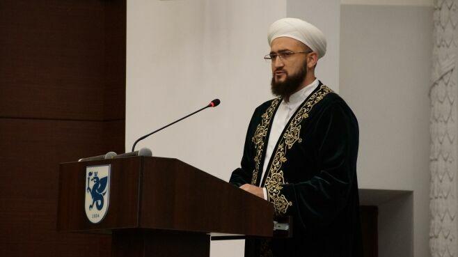 В ИА «Татар-информ» – пресс-конференция с участием муфтия РТ Камиля хазрата Самигуллина