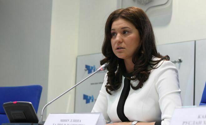 Талия Минуллина: «Каждый месяц вТатарстане открывается 15совместных предприятий»