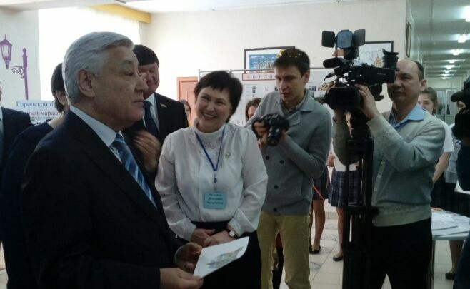Фарид Мухаметшин: Будущее Татарстана – в образованной, креативной, небезразличной молодежи