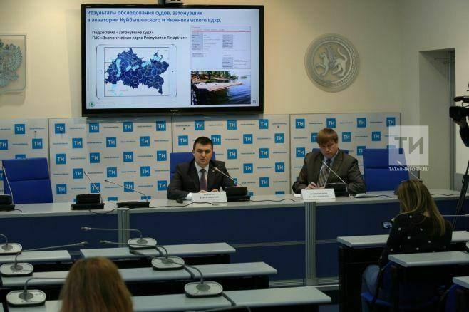 Экологи Татарстана создали карту снесенных объектов водоохранных зон