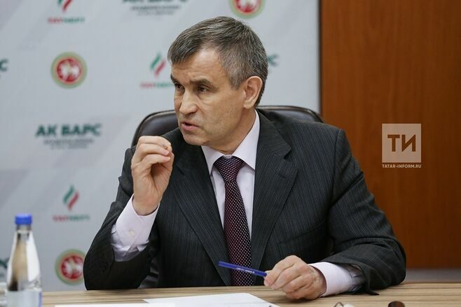 Рашид Нургалиев: «Хоккейная инфраструктура РТ – одна из самых передовых в стране»