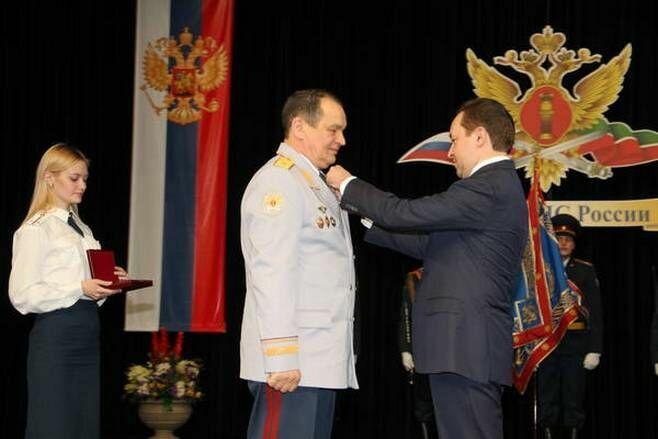 Начальник УФСИН России по РТ награжден медалью ордена «За заслуги перед Республикой Татарстан»