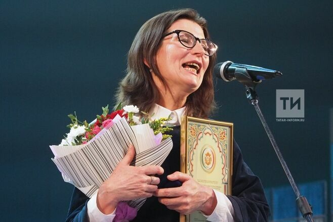 Наиля Назипова удостоилась премии «Триумф» за лучшую женскую роль