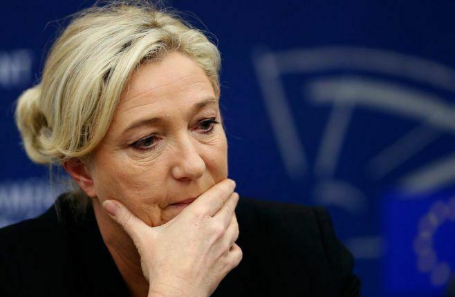 Марин Ле Пен предрекла Евросоюзу скорое исчезновение