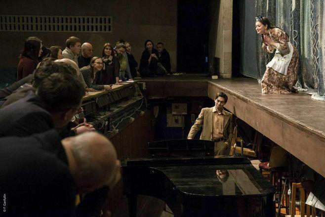 Камаловцы запускают «бродилку» по театру