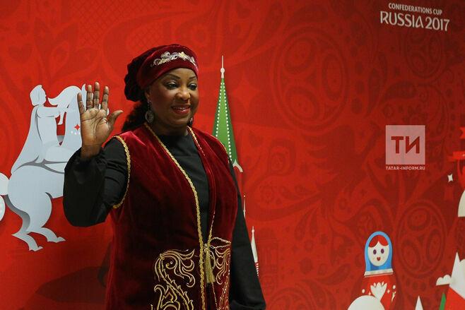 Генсек ФИФА о Казани: Видеть стоящие рядом мечети и христианские храмы очень отрадно