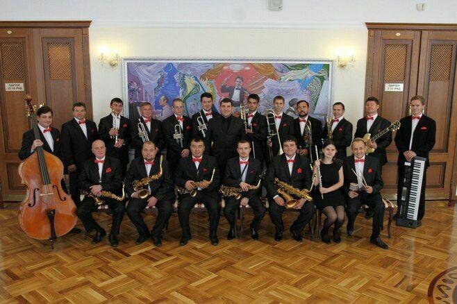 Филармонический джаз-оркестр Татарстана выступит в Москве