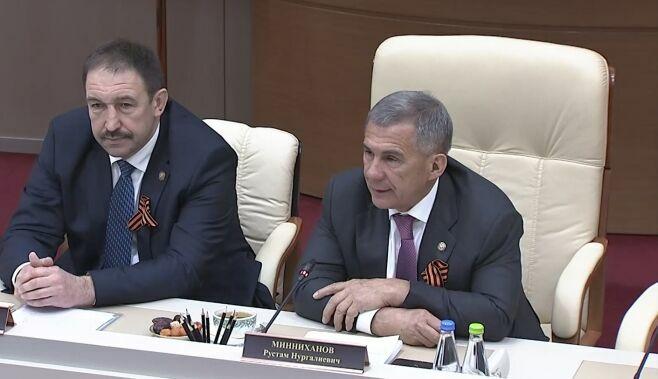 Президент РТ попросил Ильсура Метшина контролировать ход работ на ЖК «Салават Купере» и «М-14»