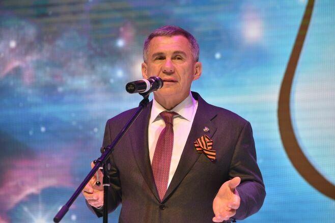 Рустам Минниханов: «Звезда Героя Труда – самая почетная и высшая награда нашей страны»