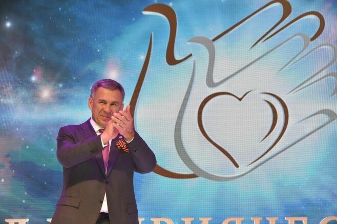 На благотворительность в Татарстане за год направили более 28,5 млрд рублей