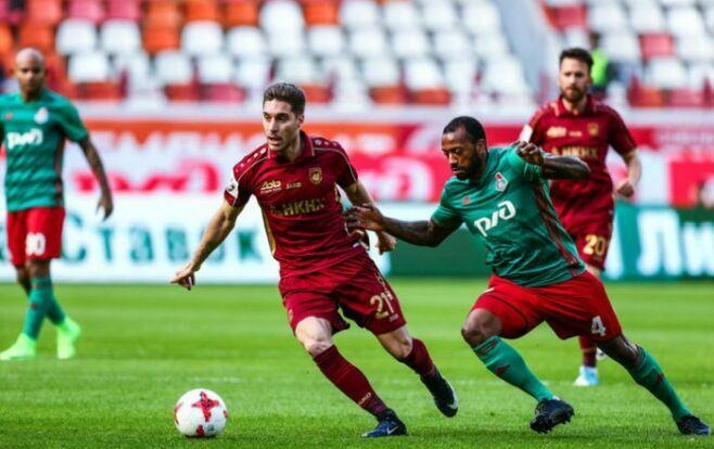 «Рубин» в гостях с минимальным счетом обыграл «Локомотив»