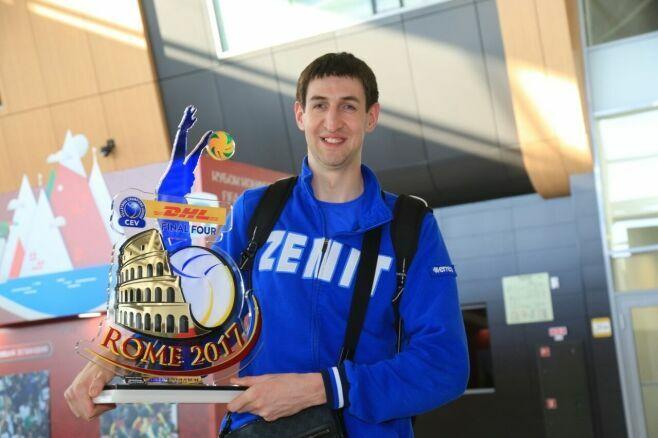 «Зенит» стал пятикратным чемпионом Европы