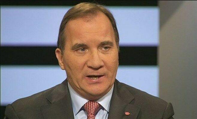 Глава Правительства Стефан Левен: «На Швецию напали»