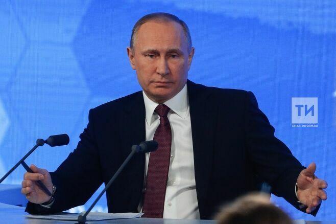 Президент России запретил оборот оружия и ядовитых веществ в Казани