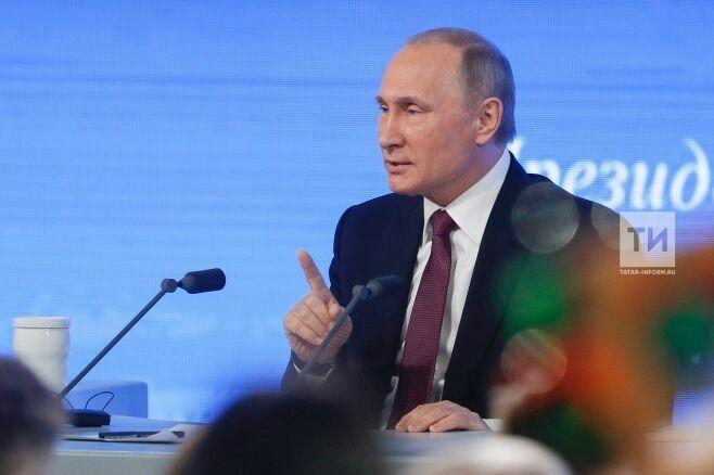 Путин похвалил Казань за гармоничные межнациональные и межрелигиозные отношения