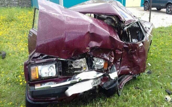 Два человека погибли и один пострадал в ДТП в Апастовском районе