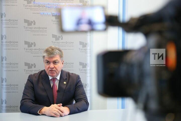 Наиль Магдеев: Для решения вопроса с дольщиками в Набережных Челнах нужно 750 млн рублей