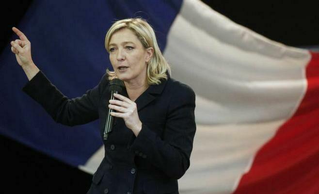 Ле Пен поздравила Макрона с победой на выборах Президента Франции