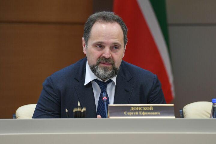 Сергей Донской: В Татарстане строительство мусоросжигательного завода начнут в 2017 году
