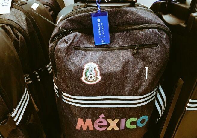 Сборная Мексики по футболу прилетела в Казань