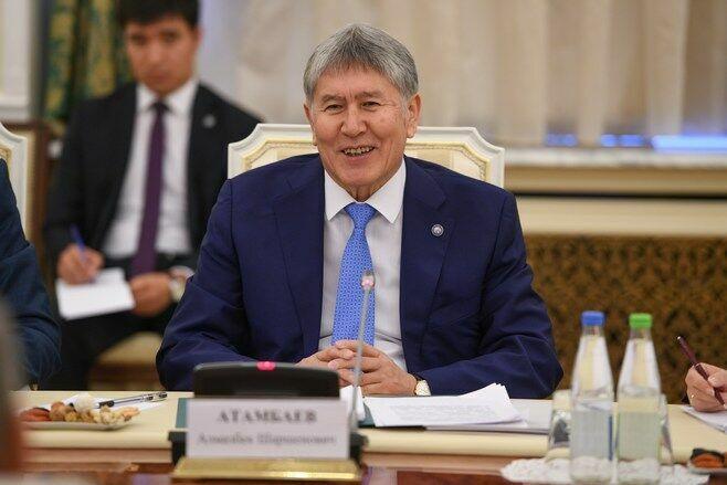Алмазбек Атамбаев: Меня семейные узы объединяют с Татарстаном – у меня жена татарка