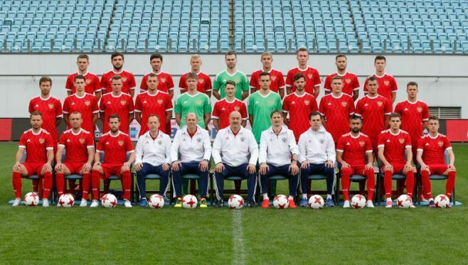Два футболиста «Рубина» попали в окончательный состав сборной России на Кубок конфедераций