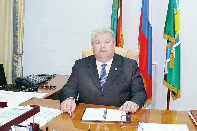 Глава Буинского района Азат Айзетуллов покинул свой пост