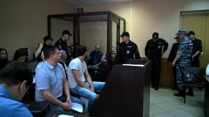 Вахитовский суд рассматривает ходатайство о продлении ареста обвиняемым в нападении на «Алтын»