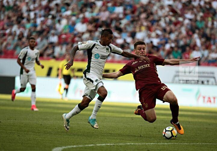«Рубин» проиграл «Краснодару» в стартовом матче нового сезона