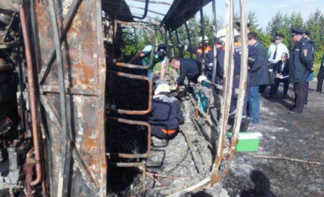 Опубликован список пострадавших в крупной аварии под Заинском в Татарстане