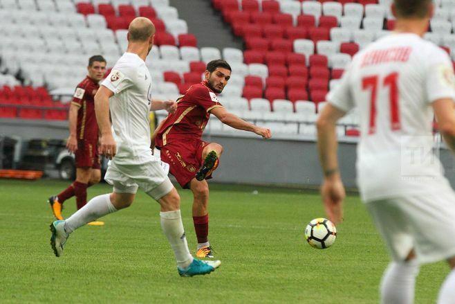 Миодраг Божович: Игру против «Рубина» решили ошибки и мастерство соперника