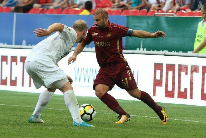 Победа «Рубина» над «Арсеналом» стала 900-й в чемпионатах России
