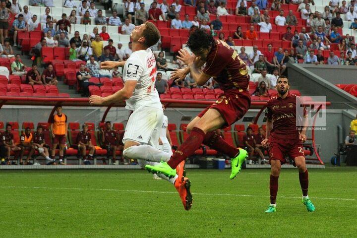 «Рубин» одержал первую победу в новом сезоне