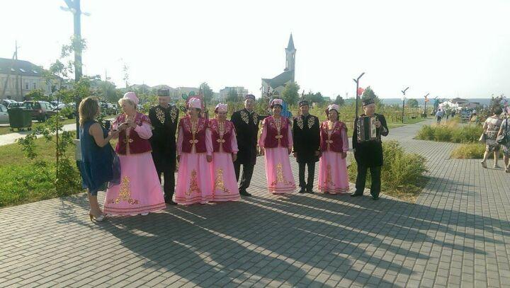 В Автограде с размахом отпраздновали День коренного челнинца