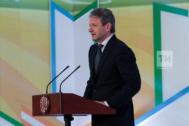 Александр Ткачев: Татарстан – локомотив агропромышленного комплекса России