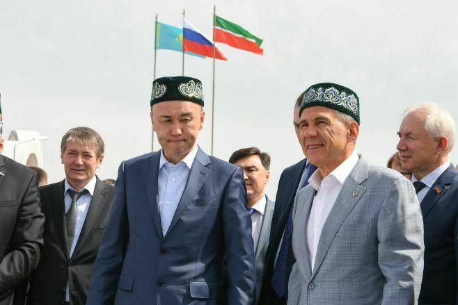 Рустам Минниханов: В Казахстане созданы все условия для сохранения самобытности татарского народа
