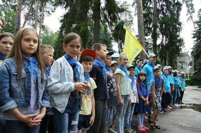 Санаторий «Васильевский» впервые в этом году набрал отряд детей с сахарным диабетом