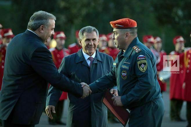 Владимир Пучков: «Татарстан – один из передовых регионов в вопросах безопасности жизнедеятельности»