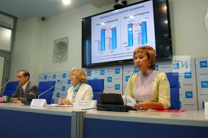 На Казанской ярмарке пройдет выставка для людей старшего возраста «Активное долголетие»