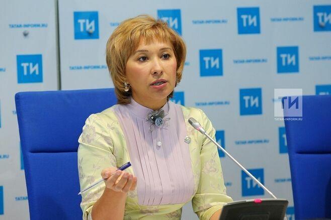Эльмира Зарипова объявила о старте акции по сбору книг для домов-интернатов РТ