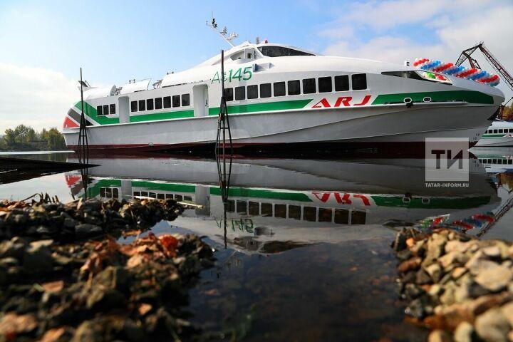 Компания из ОАЭ планирует закупить 10 кораблей у Зеленодольского завода им. Горького в 2018 году