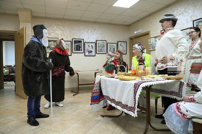 ВКазани отметили марийский обрядовый праздник Шорыкйол