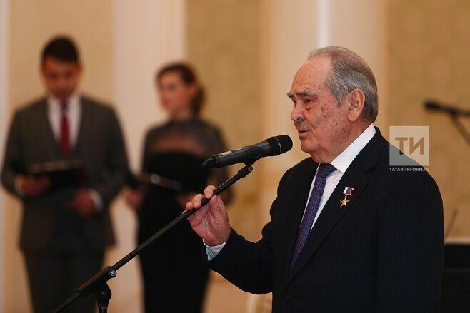 Минтимер Шаймиев празднует день рождения