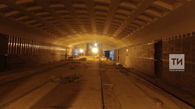 На станции метро «Дубравная» начинаются пуско-наладочные работы
