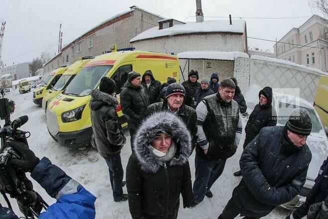 191 водитель скорой помощи в Казани просит ОНФ аннулировать жалобу коллеги