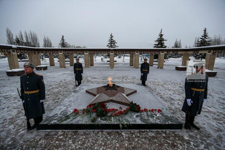 В Татарстане пройдут масштабные мероприятия по случаю 75-летия Сталинградской битвы