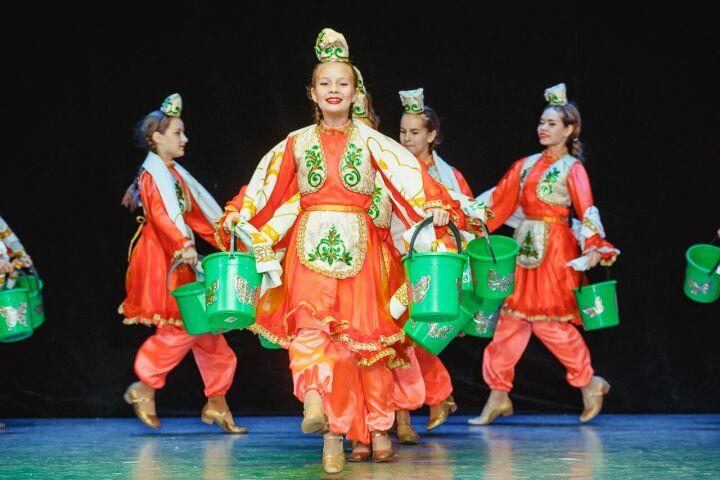 В Казани состоится Открытый Кубок чемпионата России по народным танцам