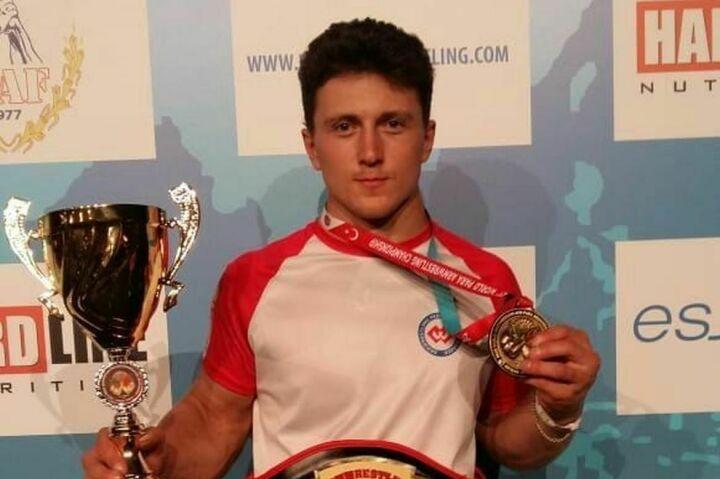 Пестречинский спортсмен стал трехкратным чемпионом мира по армспорту
