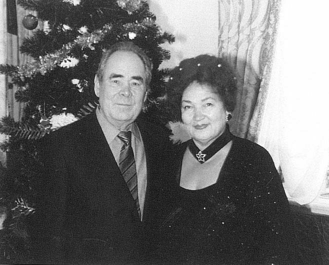 Сегодня скончалась супруга первого Президента РТ Минтимера Шаймиева